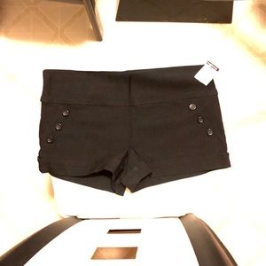 Body Central Shorts - Pull-on Stretch Booty Shorts